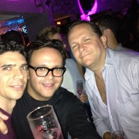 Photo taken at Be Club by Oliver D. on 8/31/2012