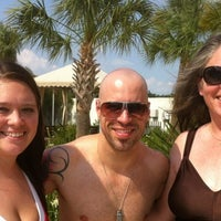 Photo taken at Hard Rock Pool by Bonnie H. on 6/15/2012