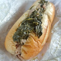Photo taken at John's Roast Pork by Marie Gooddayphoto W. on 9/8/2012