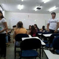 Photo taken at Faculdade Paraíso do Ceará - FAP by Deborah M. on 5/14/2012