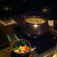 Photo taken at The Melting Pot by Jessica G. on 3/18/2012
