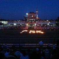 Photo taken at Davis Arena by Tammy on 9/1/2012