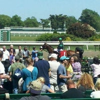 Photo taken at Monmouth Park Racetrack by zeusmannj on 5/12/2012