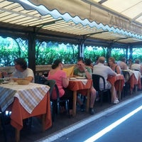 Photo taken at L'Isola della Pizza by Oliver N. on 7/5/2012