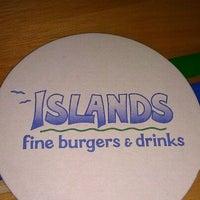 Photo taken at Islands Restaurant by Geena on 8/23/2011