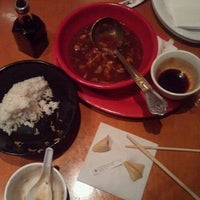 Photo taken at Pei Wei Asian Diner by Patience K. on 11/3/2011