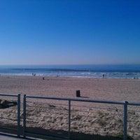 Photo taken at El Porto Beach by Billy S. on 11/26/2011