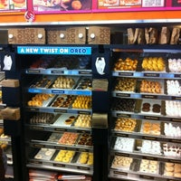 Photo taken at Dunkin' Donuts by Adam on 8/9/2012