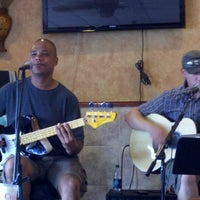 Photo taken at Captain's Pizza by TJ R. on 8/19/2011