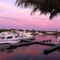 Photo taken at Marina Bay Marine Resort by Jessica F. on 1/16/2012