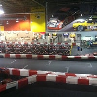 Photo taken at K1 Speed Anaheim by Marty P. on 7/30/2011