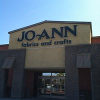 Photo taken at Jo-Ann Fabric and Craft by Raymond E. on 3/2/2012