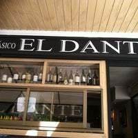 Photo taken at El Dante by Marcelo G. on 3/14/2012