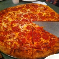 Photo taken at Frank's Pizza by Patricia C. on 6/11/2012