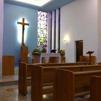 Photo taken at Colégio Santa Maria by Alexandre C. on 4/14/2012
