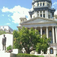 "Photo taken at Illinois State Capitol by Rich ""Mycityprofile.com"" C. on 9/5/2011"