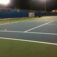 Photo taken at Winthrop Park Tennis by Michael B. on 9/13/2011