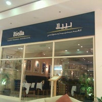 Photo taken at Biella - Italian Ristorante Café by Ahmad A. on 1/8/2012