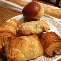 Photo taken at La Boulangerie by Carol C. on 1/17/2012
