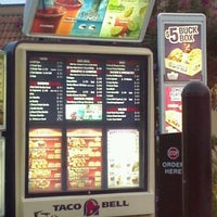 Photo taken at Taco Bell by Jacob S. on 9/2/2011