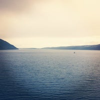 Photo taken at Loch Ness by Kayley H. on 4/18/2012