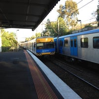 Photo taken at Armadale Station by Howard M. on 5/23/2012