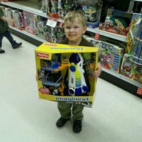 "Photo taken at Toys""R""Us by Cathleen B. on 3/13/2012"