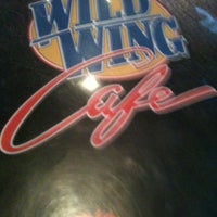Photo taken at Wild Wing Cafe by An N. on 1/18/2011