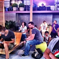 Photo taken at Conferenza dei Sindaci di Foursquare by Gianpiero R. on 7/16/2011