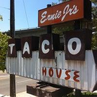 Photo taken at Ernie Jr's Taco House by Dj Skki on 8/5/2011