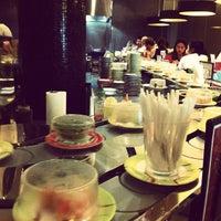 Photo taken at Sushi Bay by Keeden G. on 11/20/2011