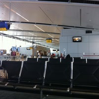 Photo taken at Concourse A by Mo D. on 10/12/2011