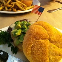 Photo taken at Ted's Montana Grill by Debbie B. on 7/8/2012