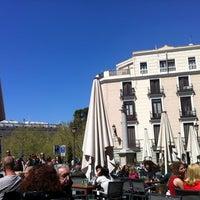Photo taken at Café de los Austrias by Dipesh G. on 4/8/2012