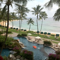 Photo taken at Sheraton Kauai Resort by Shannon M. on 2/5/2011
