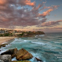 Photo taken at Tamarama Beach by Beachwiki on 8/31/2011