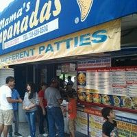Photo taken at Mama's Empanadas by JC M. on 9/24/2011