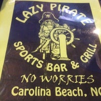 Photo taken at Lazy Pirate by Will K. on 7/13/2012