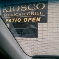 Photo taken at Kiosco Mexican Restaurant by Meekz A. on 1/26/2012