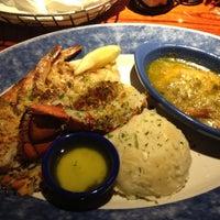 Photo taken at Red Lobster by Devon on 7/6/2012