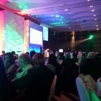 Photo taken at Fairmont Bab Al Bahr Hotel Abu Dhabi by Souhail A. on 11/23/2011