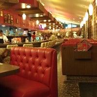 Photo taken at Pann's Restaurant & Coffee Shop by Brian K. on 6/1/2012