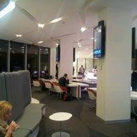 Photo taken at Virgin Australia Lounge by Ian A. on 9/28/2011