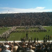 Photo taken at Ross-Ade Stadium by Grace M. on 9/17/2011