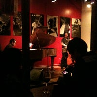 Photo taken at Thelonious, Lugar de Jazz by Andrea C. on 9/10/2011