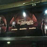 Photo taken at La Antigualla II by Juan O. on 1/28/2012