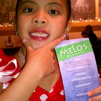 Photo taken at Melo's Pizza and Pasta by Aimee C. on 12/4/2011