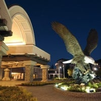 Photo taken at Seven Feathers Casino Hotel by Alana B. on 6/1/2012