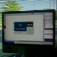 Photo taken at ClubCard LLC by Walt K. on 6/8/2011