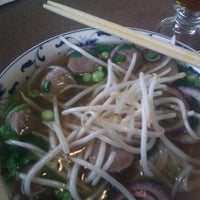 Photo taken at What The Pho by Lorin B. on 3/8/2012